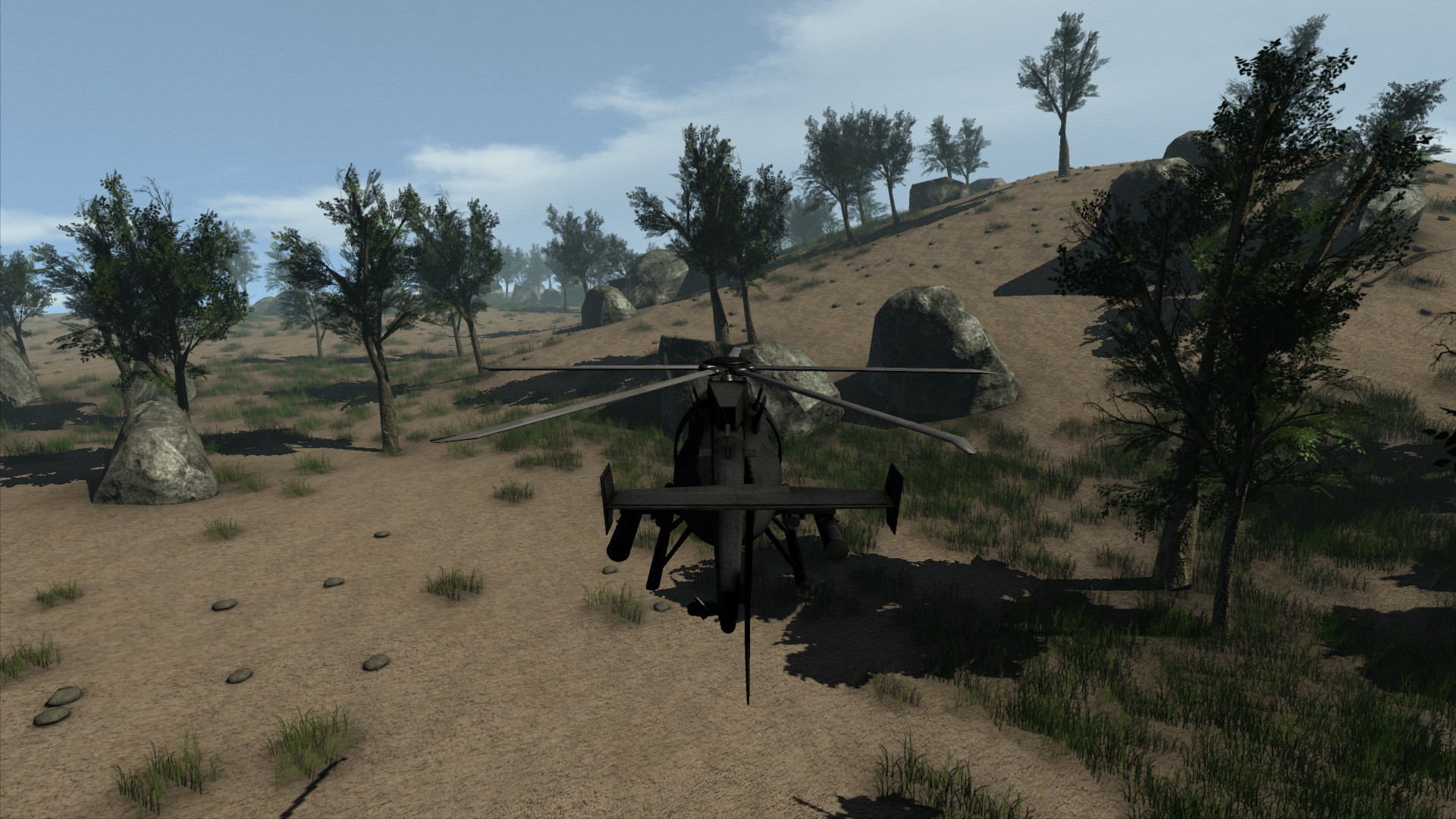 Battlefield ARMA Like Vehicles Download 360 Degree Video