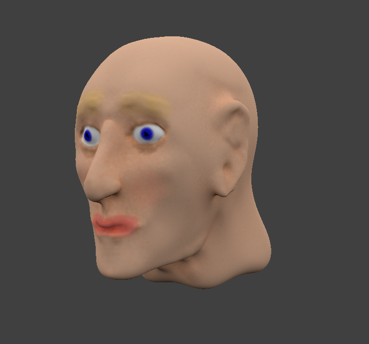 Head retopology - Works in Progress and Game Demos - Blender