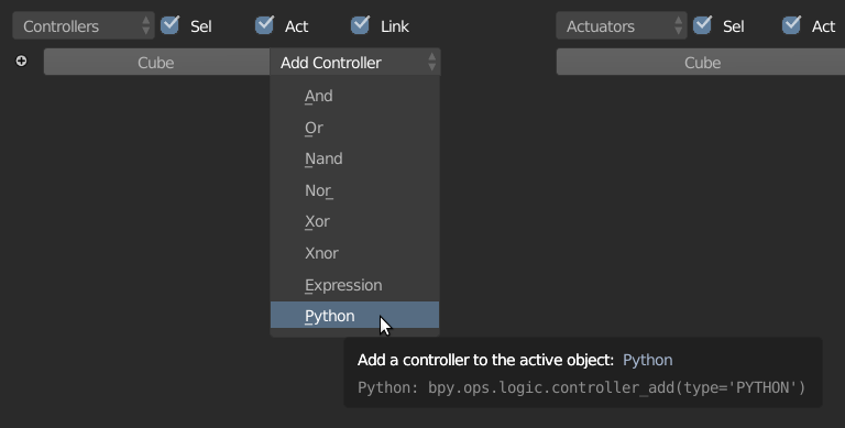 Python Tutorial: How to script in the BGE - Game Engine Resources