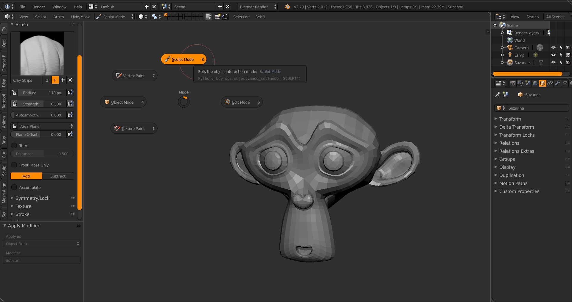 Zbrush Theme for 2 7x and 2 8 - Released Scripts and Themes