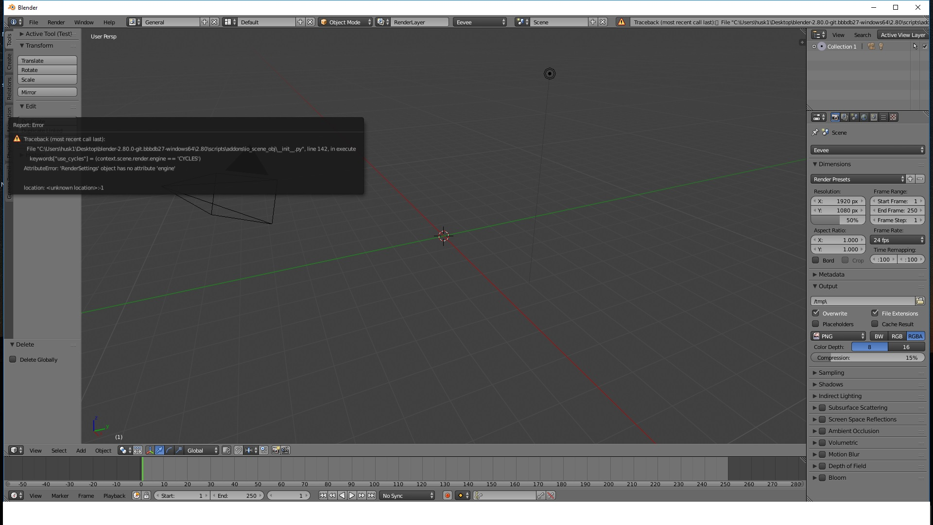 Blender 2 8 Problem importing 3ds max files - Technical Support