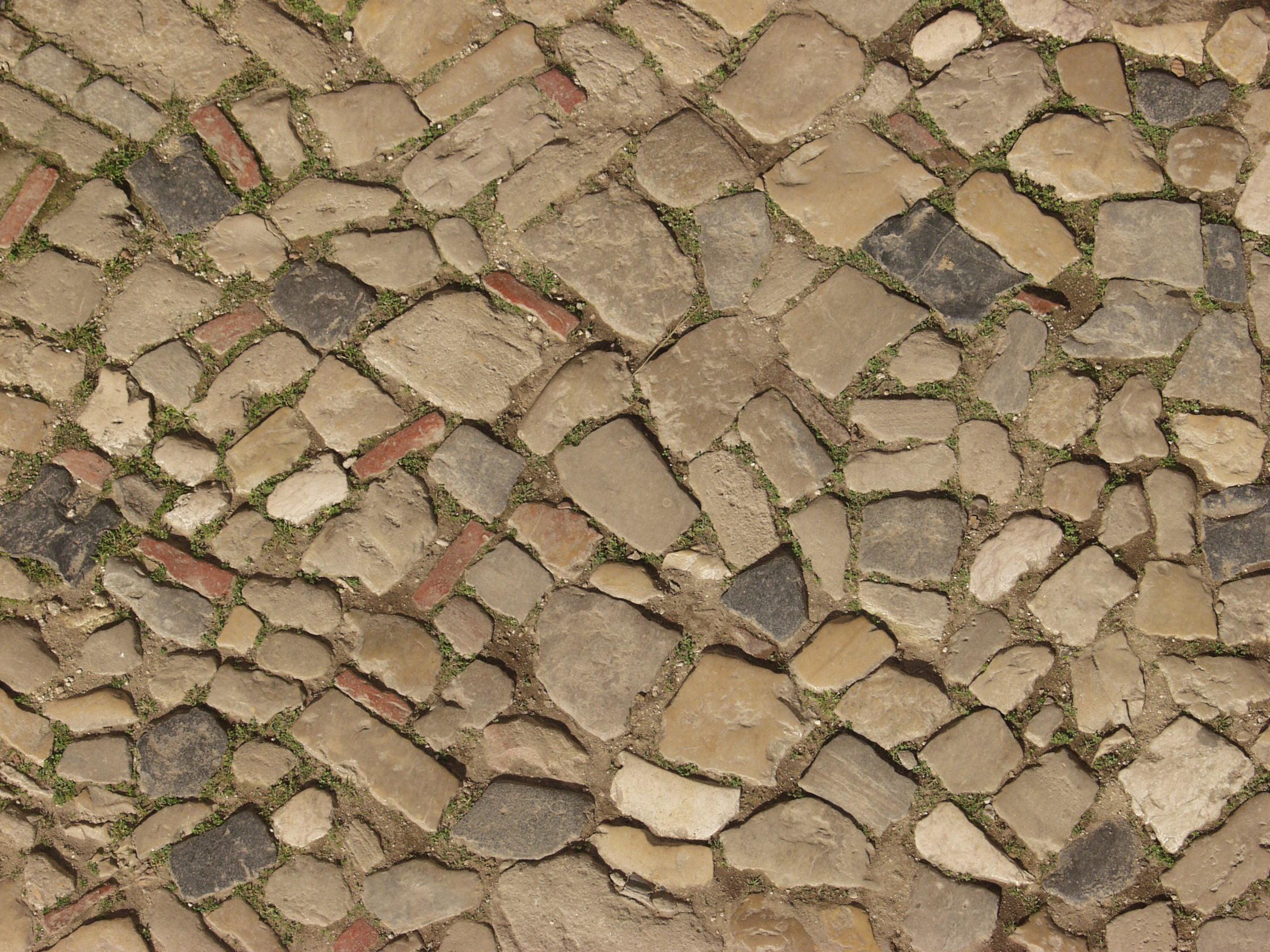 Stone Floor (Best way?) - Materials and Textures - Blender ...