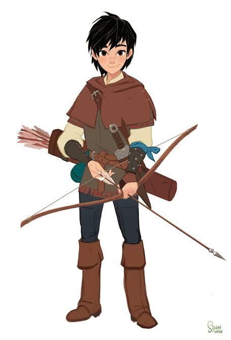 3d character cartoon animation skill
