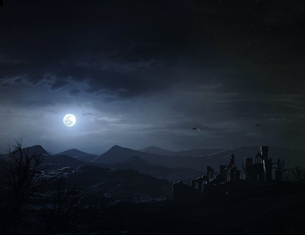 Creating a night Sky - Lighting and Rendering - Blender Artists