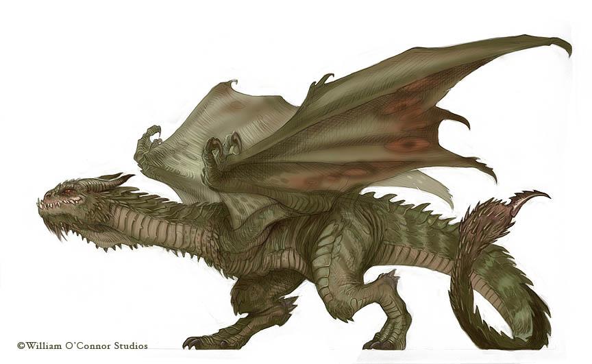 Wyvern Dragon: Tips On Making A Dragon/Wyvern?
