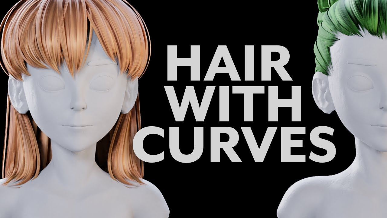 Trying To Append Hair Material Materials And Textures Blender Artists Community