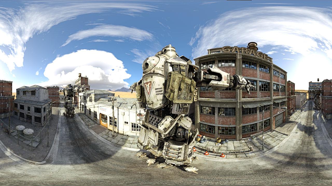 VR Cinema for Oculus Rift - Finished Projects - Blender Artists