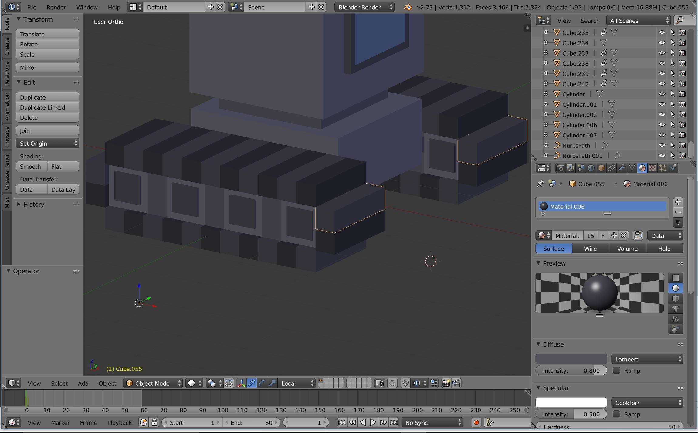 Possible to do frame by frame animation with blender? How ...