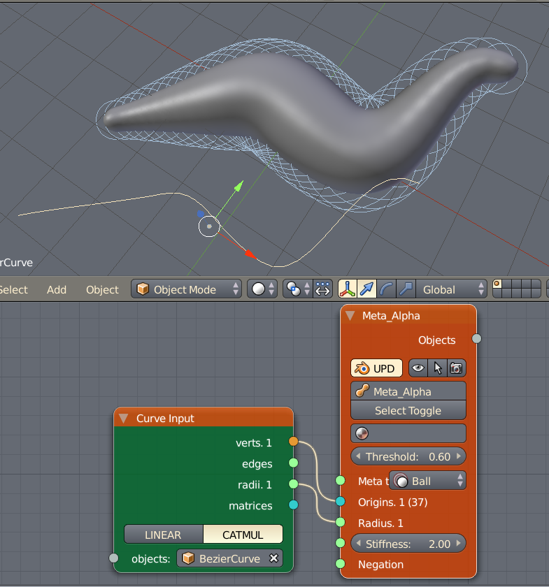 There is something like Autodesk Monolith in blender? - Blender and