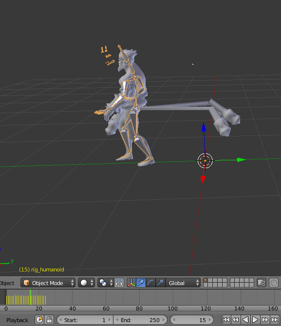 Auto-rig Pro [3 41 - Beta for Blender 2 8] - Released