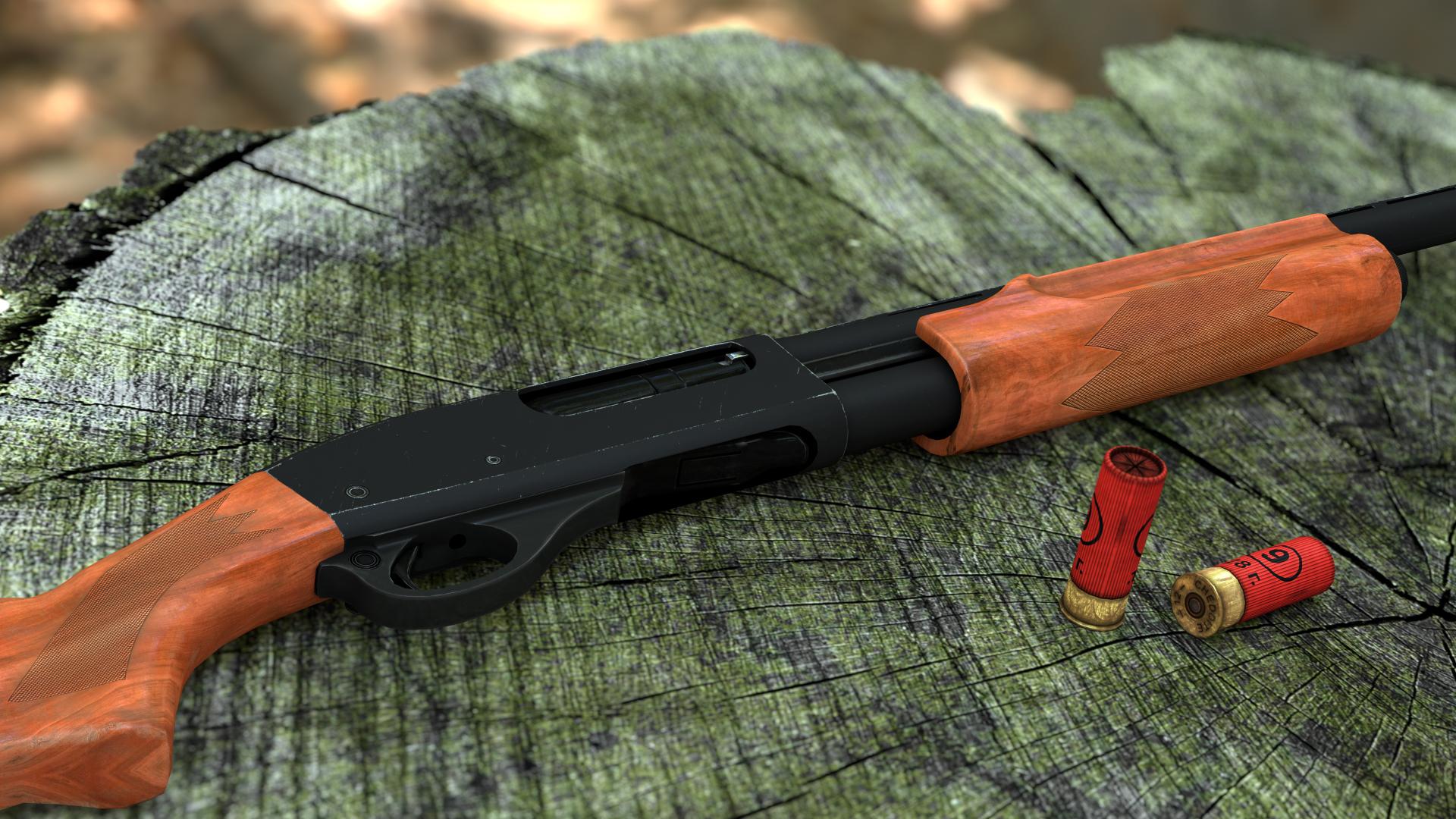 remington 870 amp 870 express magnum glock talk