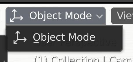 only-obj-mode