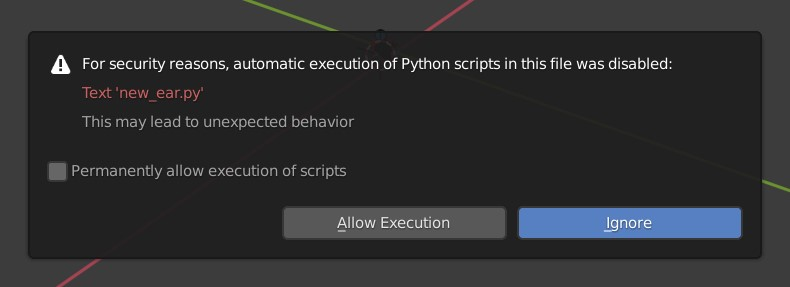automatic_execution_warning