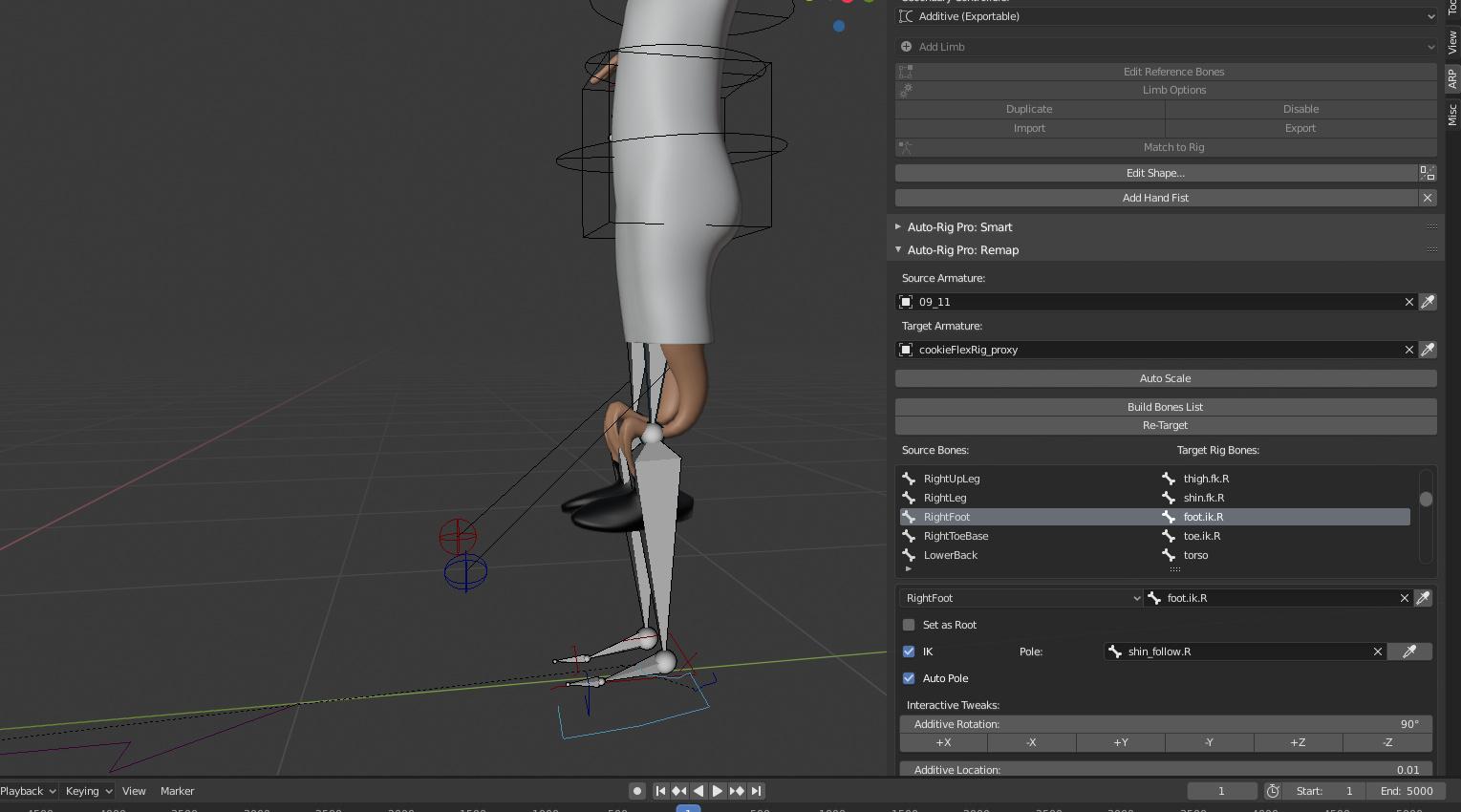 Animation Retargeting auto-rig pro retargeting - animation and rigging - blender