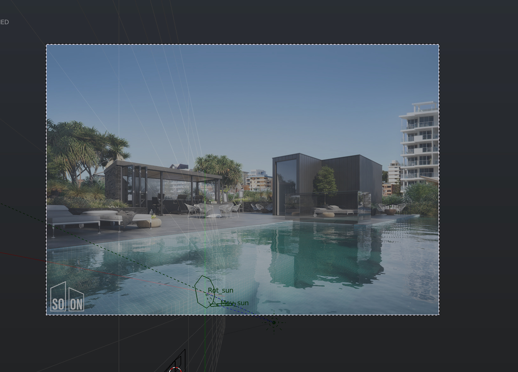 Camera Calibration using Perspective Views of Rectangles - Released