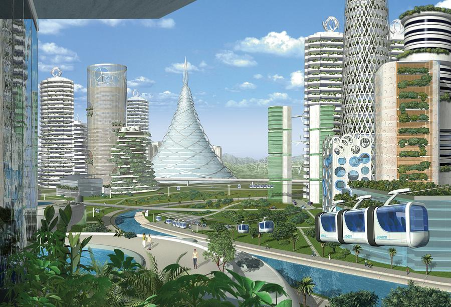 futuristic-eco-city-conceptual-image-science-photo-library