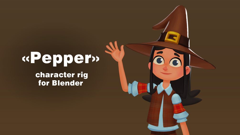 FREE, Character rig 2D by Nikolai Mamashev - Latest News