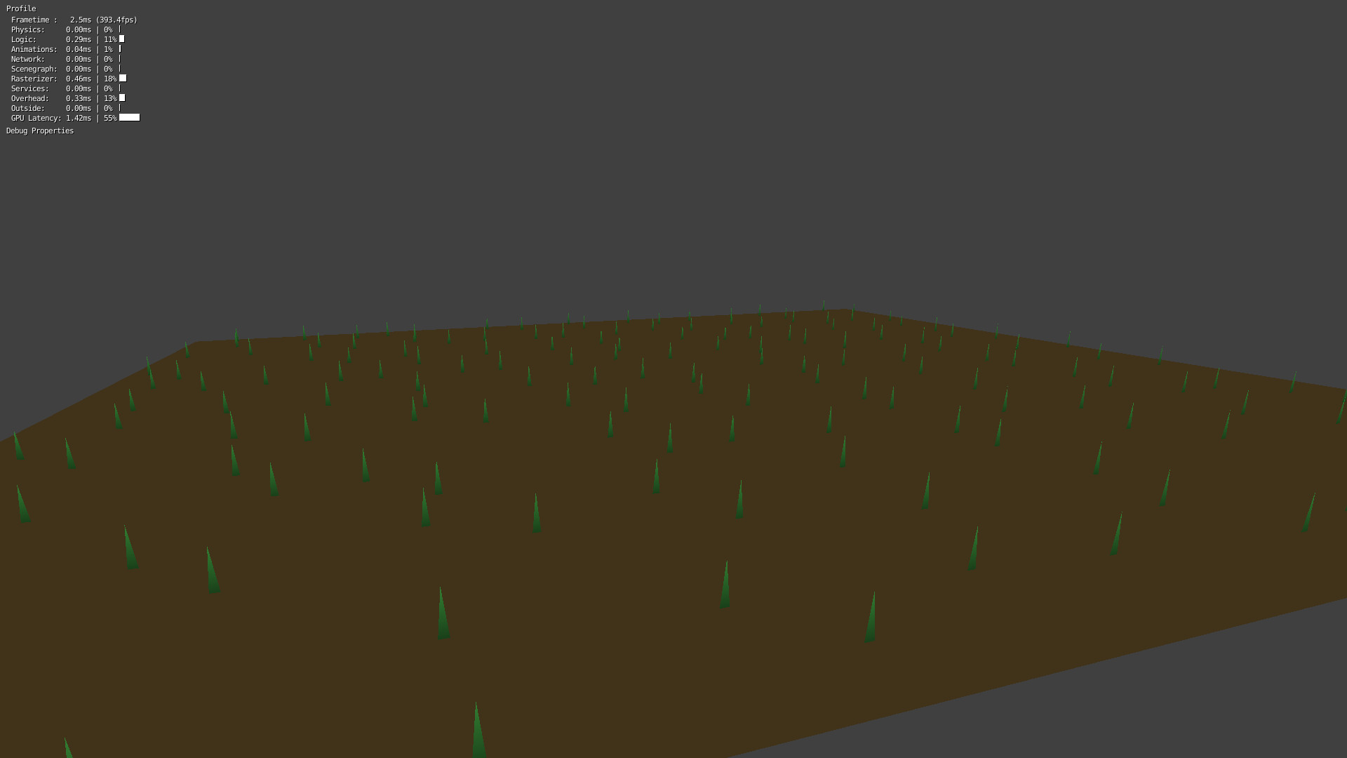 Help testing a procedural geo shader - Game Engine Support and