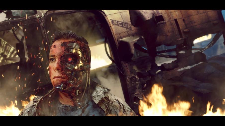 Terminator Fan Film /vfx - Finished Projects - Blender