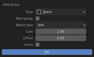 particle add group