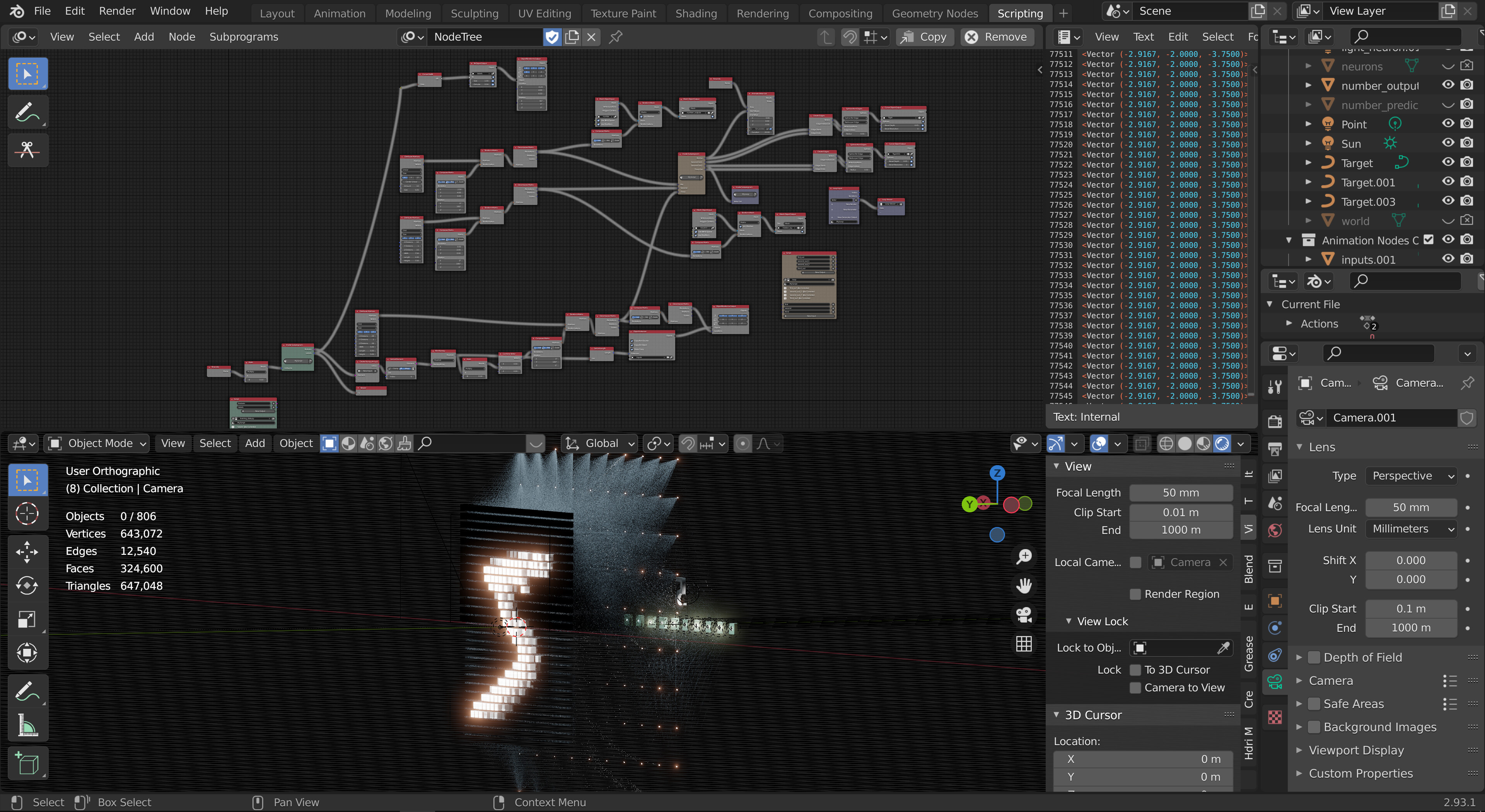 AI Neural Network Implemented In Blender - Finished Projects - Blender  Artists Community