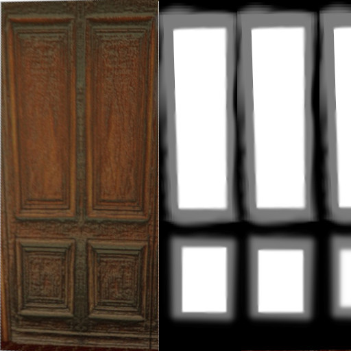 paneling roughness