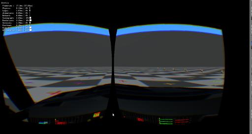 Oculus Rift Development Kit 2 (DK2) support for BGE - Game Engine