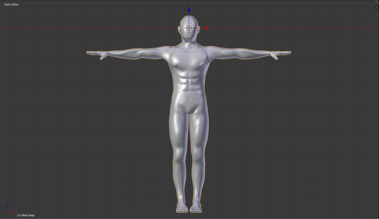 Female character blender 3d modeling. Part 1 body youtube.