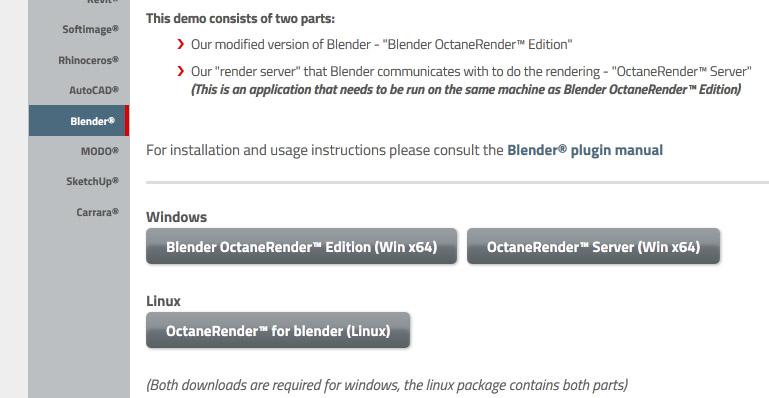 Octane Renderer - Other Software - Blender Artists Community