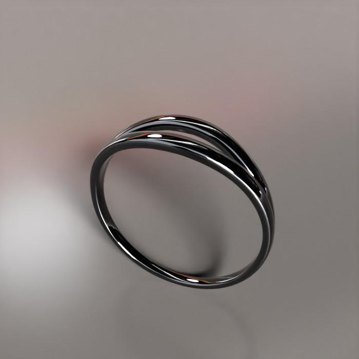 Blender 2.81 Ring Model