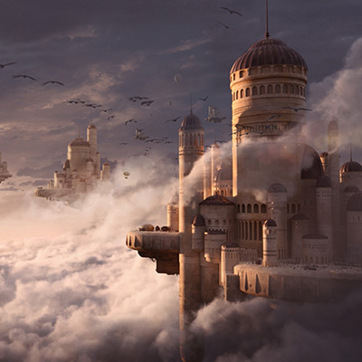 Castle in the Sky - Thumbnail 400x400