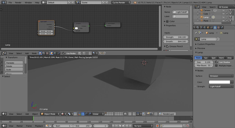 Color banding    How do I make it go away? - Game Engine