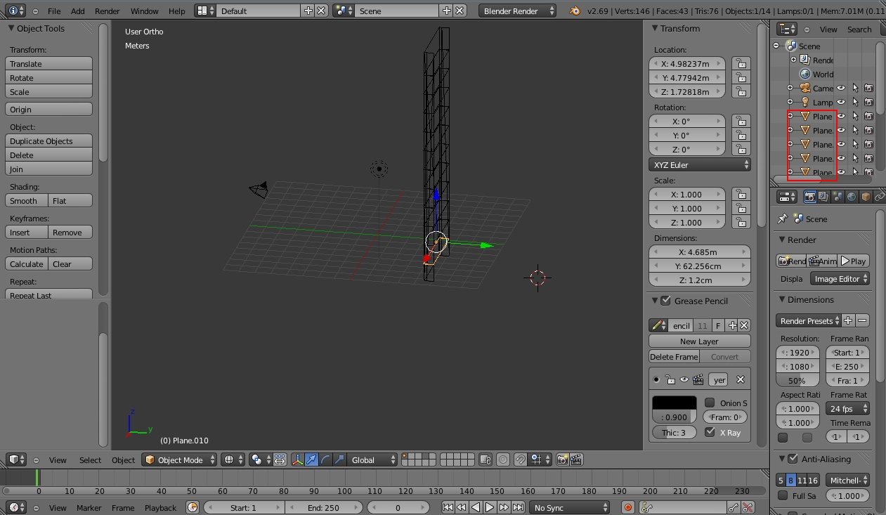 SOLVED] Joining layers  - Modeling - Blender Artists Community