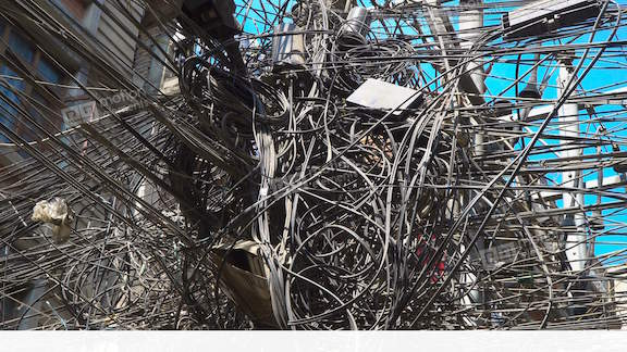 me11120612-lot-tangled-electrical-wires-pole-nepal-4k-a0169s