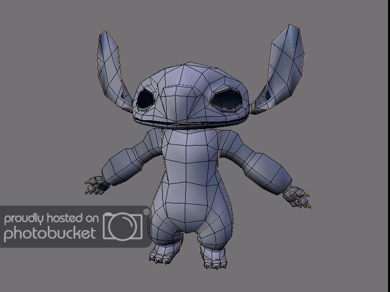 Stitch - Works in Progress - Blender Artists Community