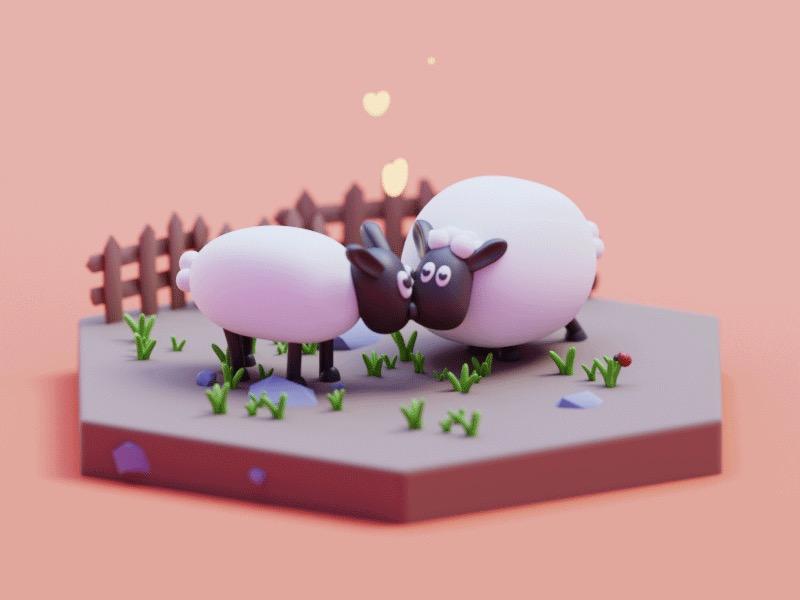 sheep_dribbble