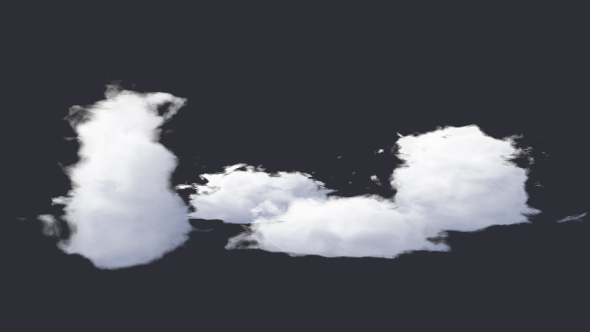 Faking Volumetric Clouds in Cycles [Ultra fast 1 sample rendering