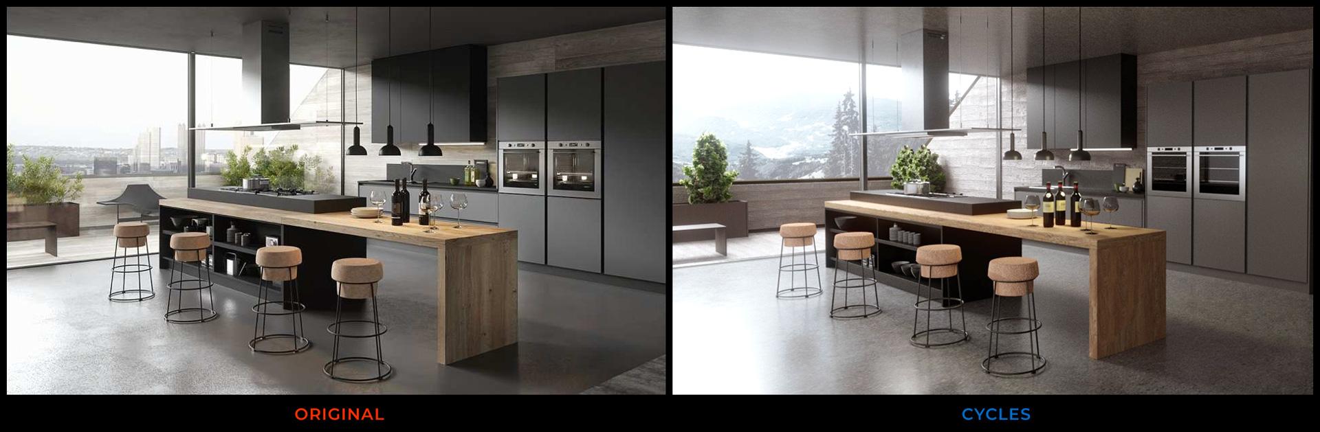 Architectural Interiors in EEVEE Tutorial series - Tutorials