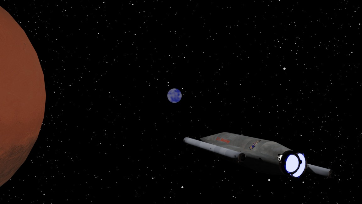 SpaceShipScene