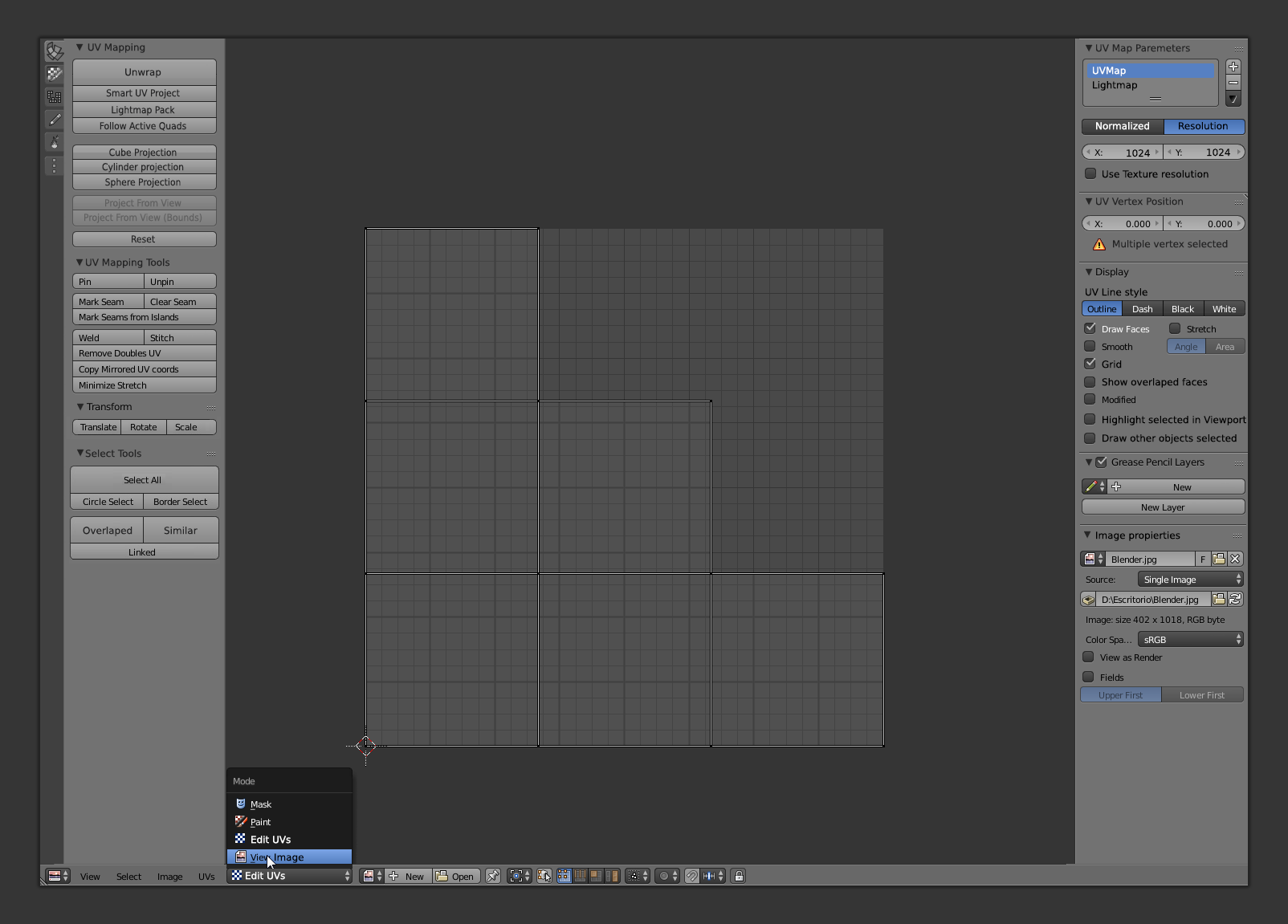 Uv Editor Interface Proposal Blender And Cg Discussions