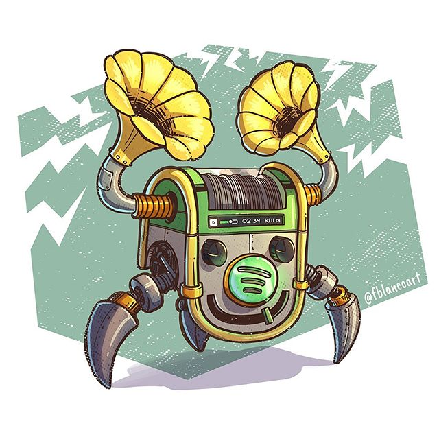 SpotyBot 6