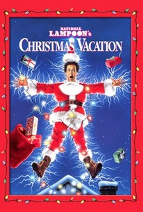 Christmas Vacation Movie Cover