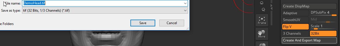 Zbrush to Blender's Displace modifier problem - Basics & Interface
